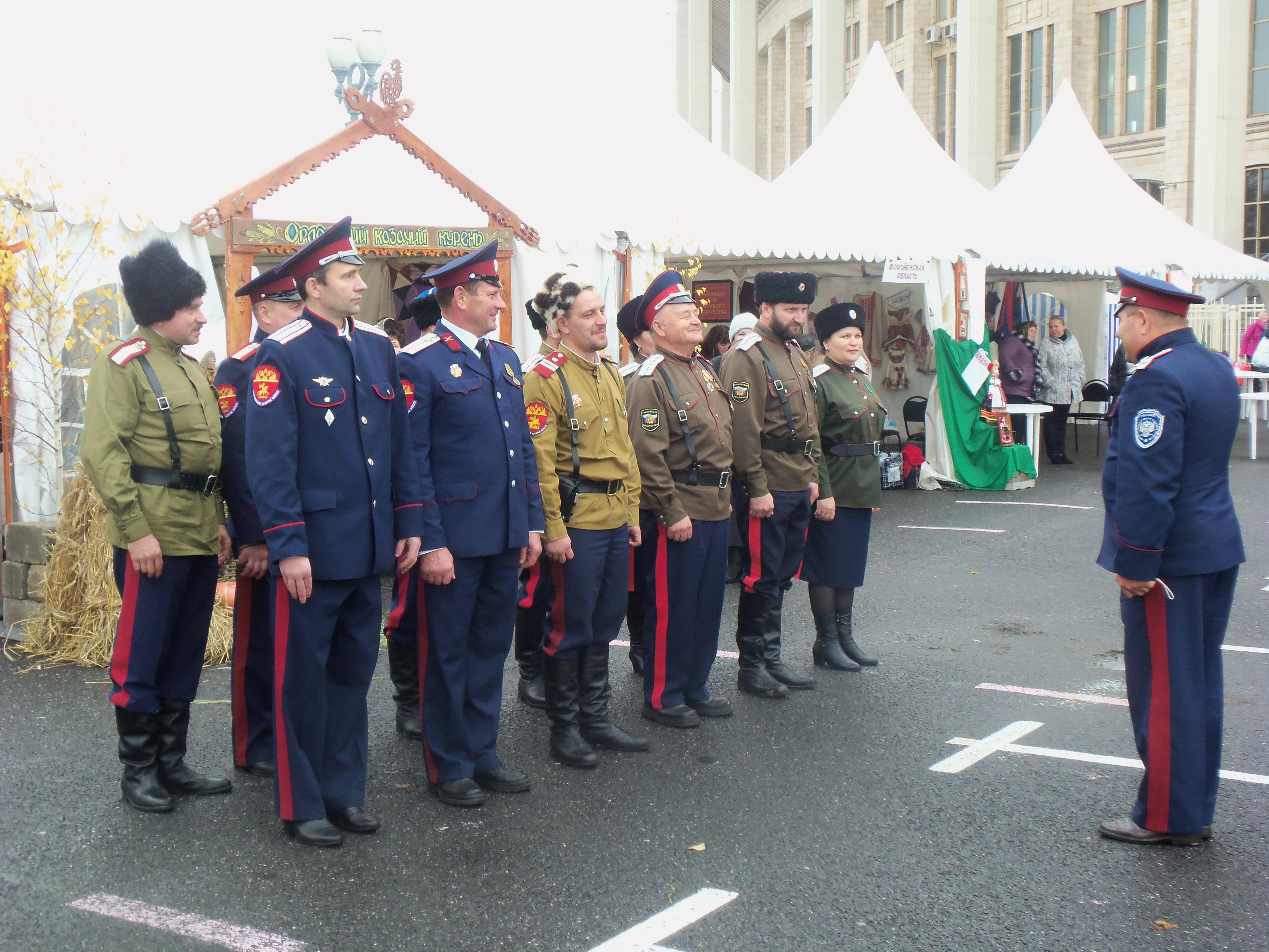 Казачья станица.2012