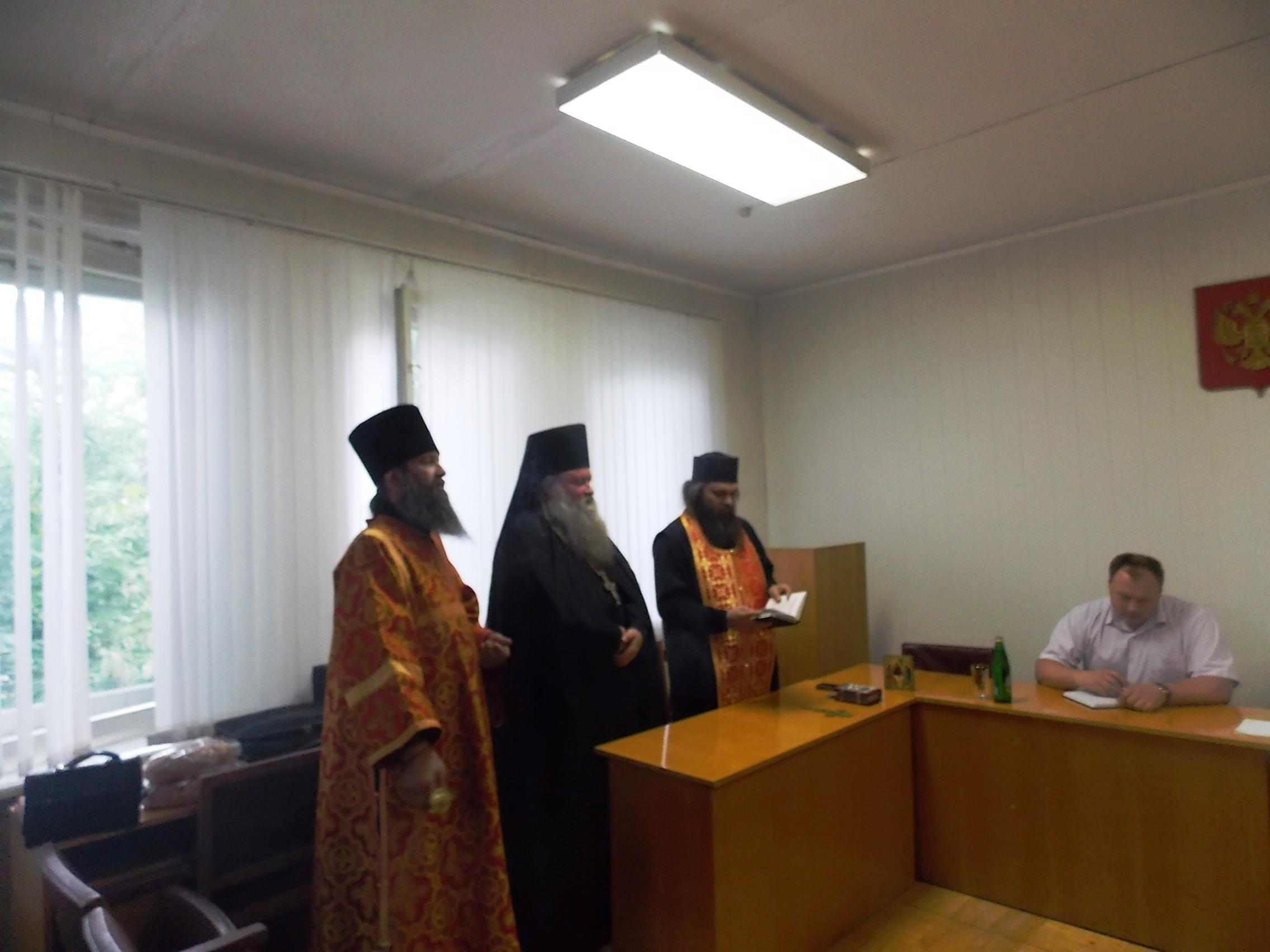 Посвящение в атаманы Отрощенко А.В. 2013 год.