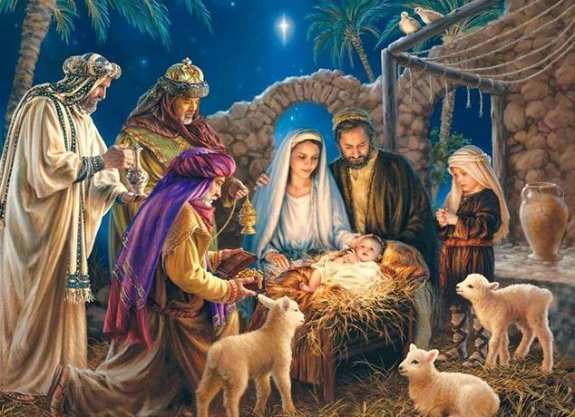 «Праздничное Рождественское поздравление»